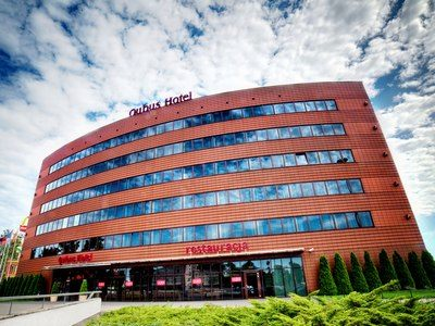 Hotel Qubus Hotel Łódź