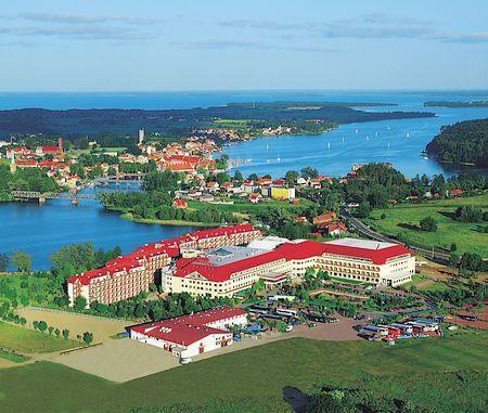 Hotel Gołębiewski Mikołajki Mikołajki Atuty Obiektu